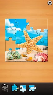Jigsaw Puzzle: Create Pictures with Wood Pieces 7