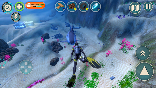 Underwater Survival Simulator apkdebit screenshots 9