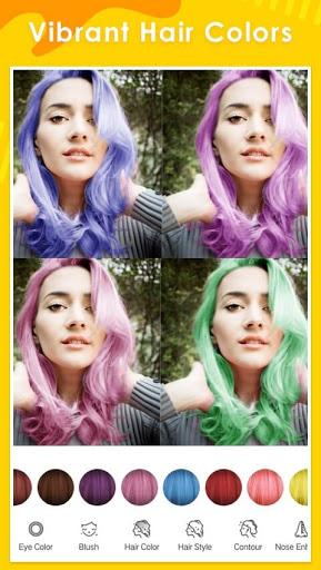 Makeup Camera-Selfie Beauty Filter Photo Editor apktram screenshots 6