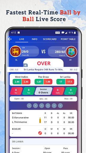 Star Cricket Line Guru | IPL Scores 2021  screenshots 4