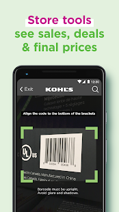 Kohl's - Online Shopping Deals, Coupons & Rewards Screenshot