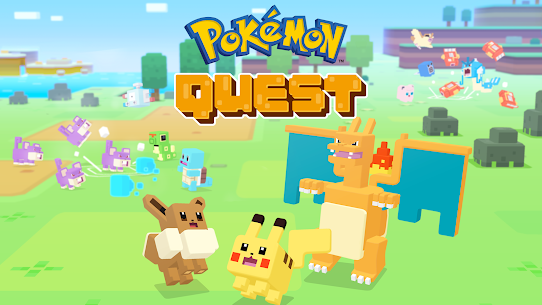 Pokémon Quest Apk Download 5