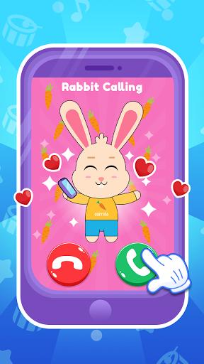 Baby Real Phone. Kids Game  screenshots 3