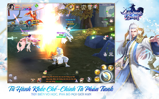 Thiu00ean Ngou1ea1i Giang Hu1ed3 - Thien Ngoai Giang Ho apktram screenshots 9