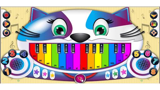 Meow Music - Sound Cat Piano  screenshots 5