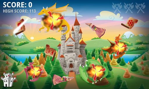 dragon slayer quest free screenshot 2