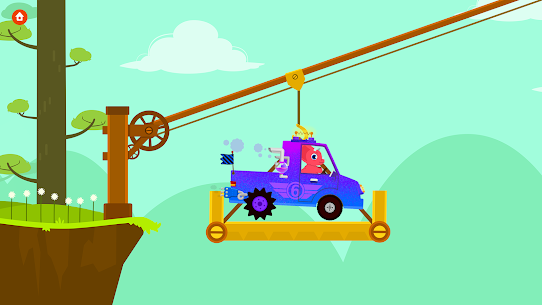Dinosaur Car – Truck Games for kids Apk Download NEW 2021 4