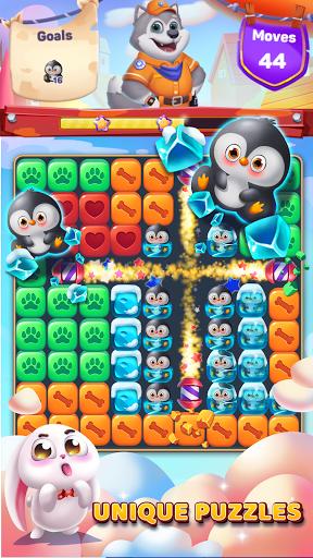 Pet Blast Puzzle - Rescue Game 1.1.0 screenshots 5