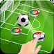 ストライク2ゴール:ファンタジーサッカースター2018 - Androidアプリ