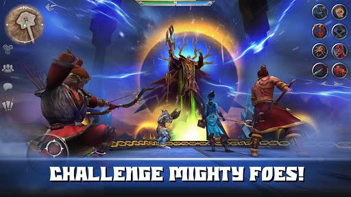 Celtic Heroes - 3D MMORPG  screenshots 6