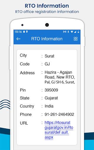 RTO Vehicle Information apktram screenshots 18