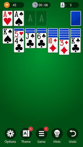 solitaire - classic klondike card game screenshot 2