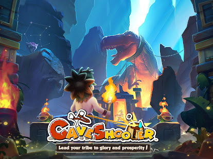 Cave Shooter-Instant Shooting