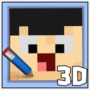 3D Skin Editor for Minecraft MCPE