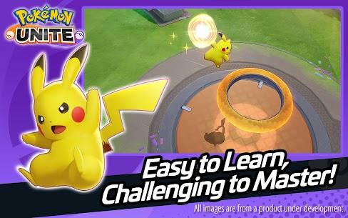 Pokémon UNITE Mod Apk Lastest Version 2021** 9