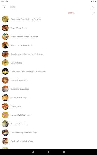 Diet Recipes 5.77 screenshots 12