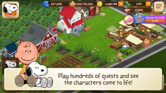 Snoopy's Town Tale – City Building Simulator Mod Apk (Unlimited Money) 9