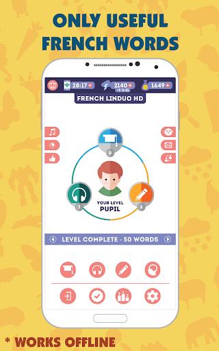 French for Beginners: LinDuo HD 5.16.1 screenshots 2