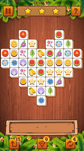 Tile Craft - Triple Crush: Puzzle matching game android2mod screenshots 3