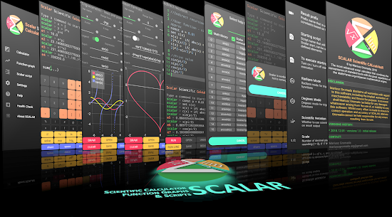 Scalar Pro — Most Advanced Scientific Calculator 1.1.17 Apk 5