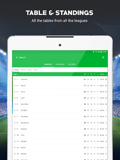 SKORES - Live Football Scores 3.7.6 Screenshots 10