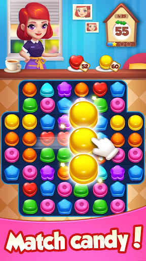 Candy House Fever - 2020 free match game 1.1.6 screenshots 2