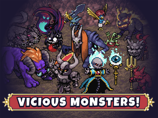 Cave Heroes: Idle Dungeon Crawler modavailable screenshots 6