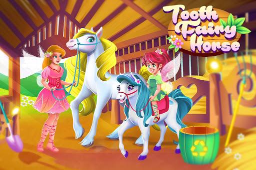Tooth Fairy Horse - Caring Pony Beauty Adventure screenshots 1