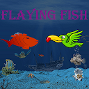 Flying fish game- flying bird games & Flappy games