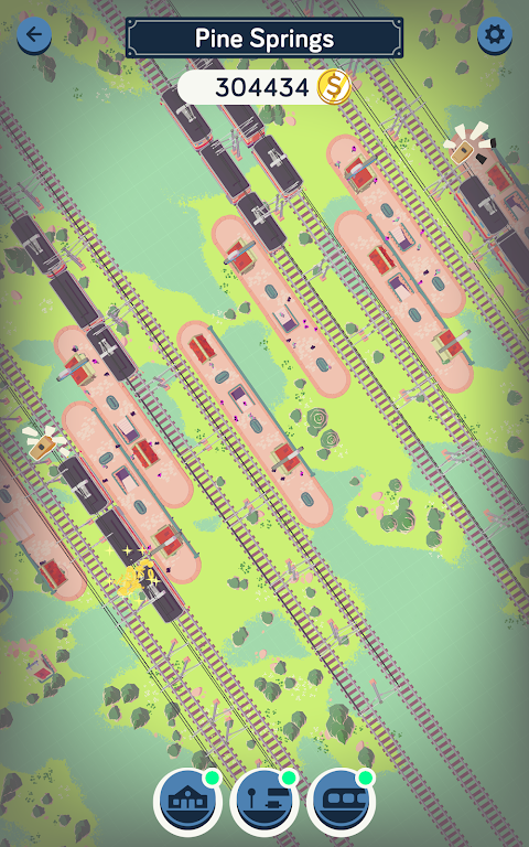 Train Station Idle Tycoon  poster 21