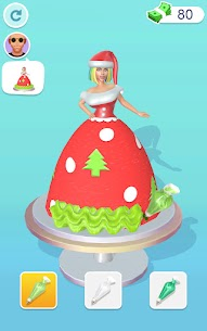 Icing On The Dress For Android (MOD, Unlimited Money) 4