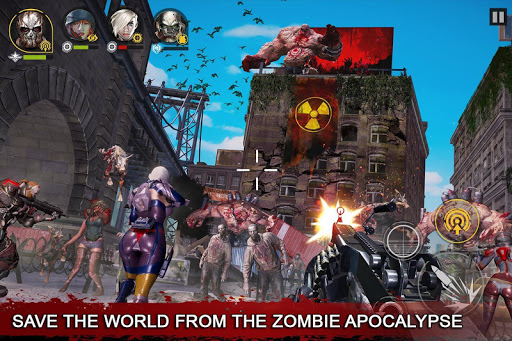 DEAD WARFARE: RPG Zombie Shooting - Gun Games Apkfinish screenshots 10