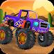 Monster Trucks Super Racing Top Fun Race Games Car - Androidアプリ