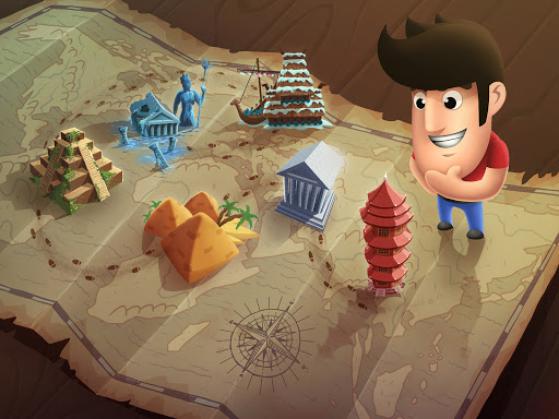Diggy's Adventure: Challenging Puzzle Maze Levels 1.5.445 screenshots 3