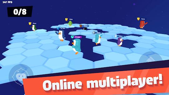 JustFall.LOL – Multiplayer Online Game of Penguins Mod Apk 1.150 2