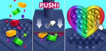 Gioca e Scarica Fidget Toy Maker gratuitamente sul PC, è così che funziona!