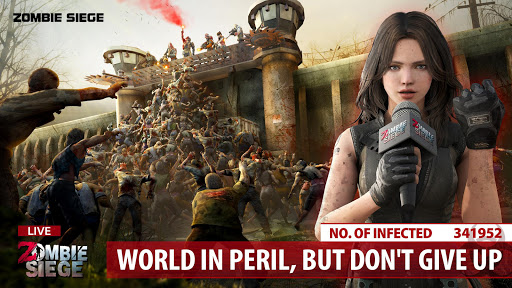 Zombie Siege: Last Civilization 0.1.454 screenshots 2