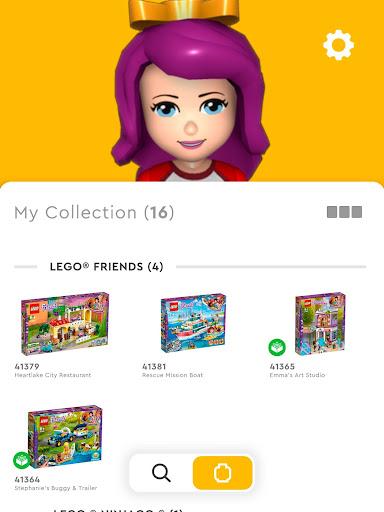 LEGOu00ae Building Instructions 2.1.0 screenshots 19