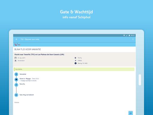 TUI Nederland Reisapp - Vakantie, vluchten, hotels modavailable screenshots 8