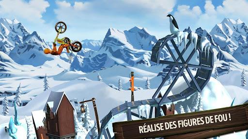 Télécharger Trials Frontier APK MOD (Astuce) screenshots 1