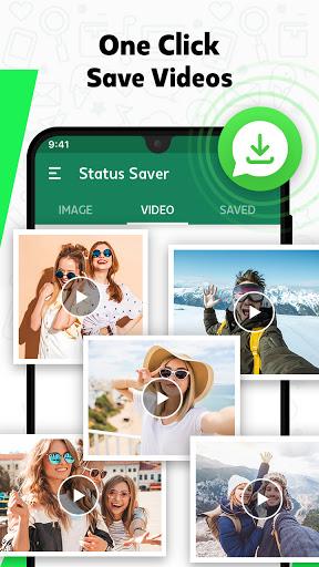 Free Status Saver for Whatsapp u2013 Status Downloader modavailable screenshots 2