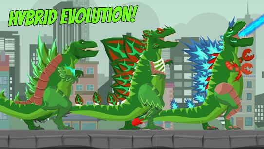 Hybrid Titan Rex: City Rampage MOD APK 0.3 (Unlimited Banknotes) 3