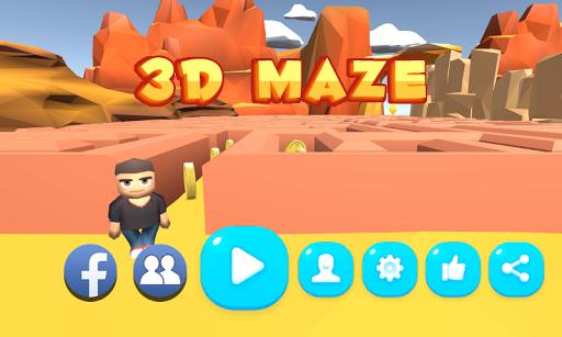 3D Maze screenshots 5