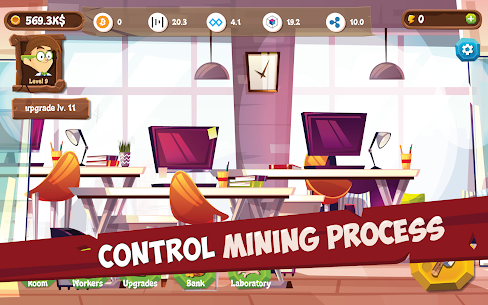 Mining Simulator – Idle Clicker Tycoon Mod Apk (Unlimited Energy) 4