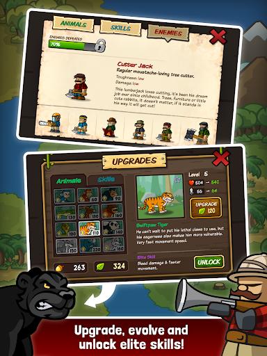 Lumberwhack: Defend the Wild 5.6.6 screenshots 14