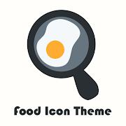 Cute Wallpaper Food Icon Theme