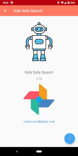 Kids Safe Search 1.22 Screenshots 5