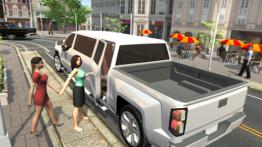 Offroad Pickup Truck S  screenshots 14