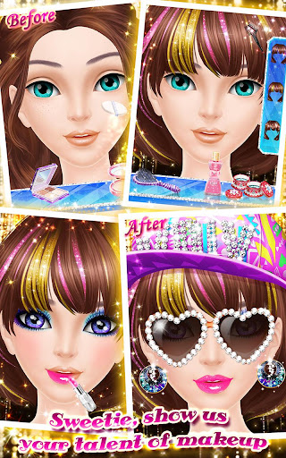 Make-Up Me: Superstar  Screenshots 4