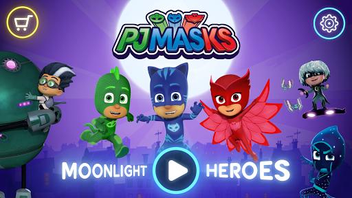 PJ Masks™: Moonlight Heroes  screenshots 1